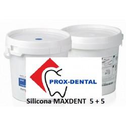Silicona Maxdent  5k base +...